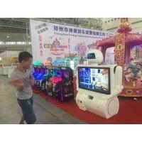 神童功夫机器人,儿童乐园设备,互动体感游戏机!