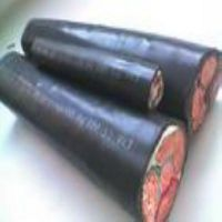 供应齐鲁牌铜芯聚乙烯绝缘聚乙烯护套交联电缆YJV32 4*6