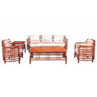 鲁创红木家具厂家直销--园艺沙发