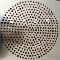 春烨供应304冲孔网 圆孔 方孔 十字孔各种异性孔可加工订做