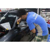 美国xpel隐形车衣透明保护膜 广州梅花园宝马M2施工