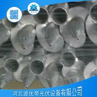螺旋地质 钢筋桩 质量保证 热镀锌产品 预埋桩基