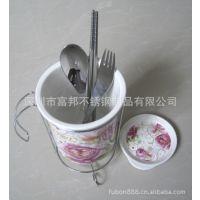 供应陶瓷餐具筒,陶瓷厨具礼品,文化精品