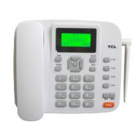 无线座机TCL GF100 家用固话 支持移动联通 插卡 固定电话机