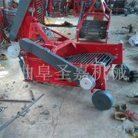 山东高产量地瓜挖掘机现货直销 圣嘉 手扶式土豆收获机型号