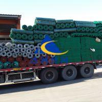 浩洲工厂直销浸塑荷兰网/圈地围山绿化围网/绿色散养鸡围栏/荷兰网厂家