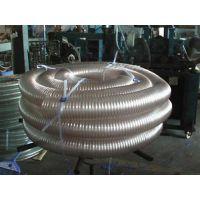聚鑫橡塑(已认证)、金华钢丝风管、扫地车PU钢丝风管
