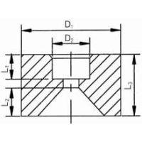 钢管用插入焊接式接头:ZT6.5.41系列变径接头