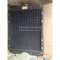 批发直销潍柴ZH4100/4102水箱散热器及柴油机水泥罐车配件