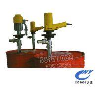 上海南洋SB型不锈钢电动油桶泵,插桶泵