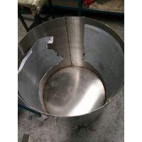 批发304/201 25*20*1.0mm不锈钢彩色管