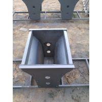 供应水泥隔离墩钢模具