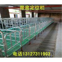 厂家出售镀锌管焊接【母猪定位栏】养猪设备
