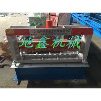 卷帘门压瓦机生产厂家地鑫生产彩钢瓦设备
