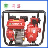 新农具产品170F汽油机单叶轮消防汽油水泵微型水泵排灌机械设备