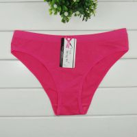 义乌外贸全棉女士内裤 速卖通爆款全棉女式内裤 Stock Lady pantie