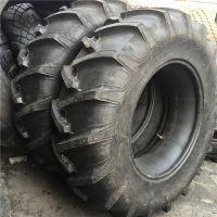 前进16.9-28农用轮胎人字花纹拖拉机轮胎