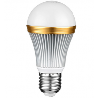 LED豪华款球泡灯高档led球泡灯大功率室内调光灯泡3W5W7WE27螺口