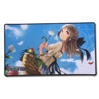 彩色热转印游戏鼠标垫广告鼠标垫护腕鼠标垫pvc+eva鼠标垫