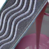 防滑袜硅胶 压花布硅胶 涂布硅胶