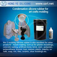 塑形玩具模具专用硅胶乳白色的模具液体硅胶