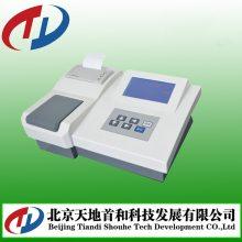 TD-TBCR-200型带打印台式浊度色度计天地首和