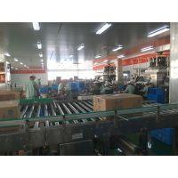 冠鹏机械供应后包装设备,滚筒输送机,包装入库设备