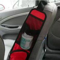 多功能汽车椅背侧面收纳袋 杂物袋 手机袋 置物袋椅背袋27-2B\717