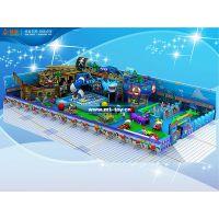 淘气堡儿童组合滑梯 小型儿童游乐设施 新型游乐设备厂家【牧童】pvc