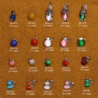 DIY藏银配件 貔貅 珠珠 小葫芦各类藏银吊坠小挂件 饰品批发