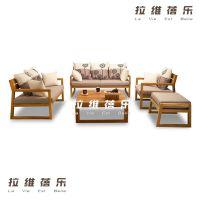 供应上海样板房家具(实木家具定做)样板房沙发定制