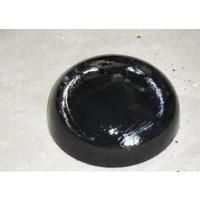 河北宏图DN80 Q235碳钢管帽