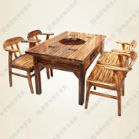 海德利厂家直销火锅桌网吧桌椅二手批发厂专业定做餐桌餐椅垫套批发代理 网吧桌椅厂家