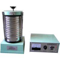 北京京晶供应电磁微震筛砂机 型号: TH-SSD-A