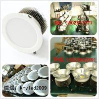 供应腾斯凯 KW-SD LED防水筒灯50W 80W室内IP65嵌入式筒灯