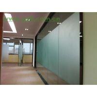 装修,玻璃隔墙铺地毯(图),深圳沙河办公室装修