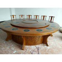 南宁橡木电动餐桌厂价直销 橡木电动餐桌定制、批发