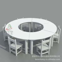 BEK5-81A 幼儿园儿童活动专用欧式组合圆桌
