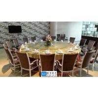 酷海家具厂家直销餐厅家具KH-C094现代中式皮制茶餐厅餐桌椅
