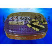 风味蛋卷礼品盒|紫菜蛋卷包装礼盒|西点包装金属盒