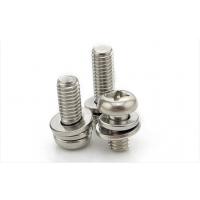 【金聚进】江苏优质标准件厂家哪里找?不锈钢自攻螺钉