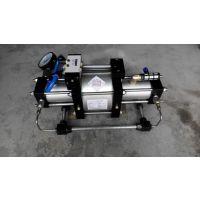海德诺HTT100压缩空气增压泵 气动气体增压器 氮气增压泵