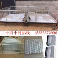 养猪设备世昌畜牧2.1*3.6自制双体保育床现货出售