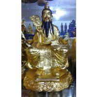 道教神佛像生产厂家、四川道教神佛像、恒保发定制道教神佛像