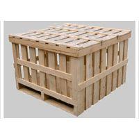 框架花格木条木箱,山东济宁厂家木包装箱可定制订做出口免检熏蒸