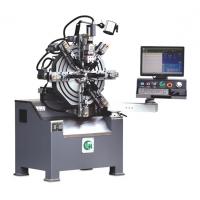 供应东莞弹簧机、无凸轮电脑弹簧机、数控线材成型设备、铁线折弯机