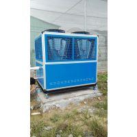 供应批发山井牌10HP小型密封式电泳涂装冷冻机