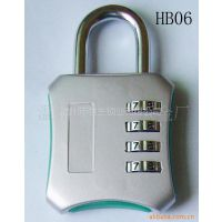 供应密码挂锁   箱包挂锁