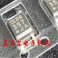 PC357只做原装现货供应晶体管输出光电耦合器
