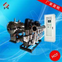 不锈钢水箱专业定制加工 无负压供水设备 【质量上乘 环保节能】